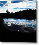 Lake Goad Metal Print