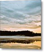Lake Hamilton Metal Print