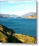 Lake Hawea Metal Print