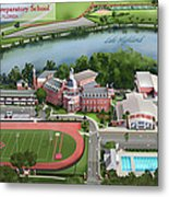Lake Highland Preparatory School Metal Print