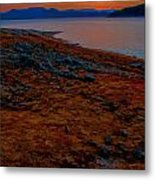 Lake Jocassee Sunrise Metal Print