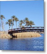 Lake Las Vegas Metal Print