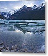 Lake Louise #3 Metal Print