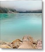 Lake Louise Dawn - Canada Metal Print