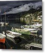 Lake Maggiore Ascona 1 Metal Print