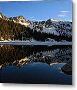 Lake Mary Brighton Utah Metal Print