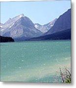 Lake Mcdonald Metal Print by Carolyn Ardolino