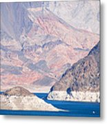Lake Mead National Recreation Area Metal Print