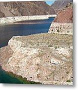 Lake Mead In 2000 Metal Print