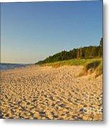 Lake Michigan Dunes 03 Metal Print