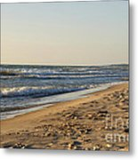 Lake Michigan Shoreline 02 Metal Print