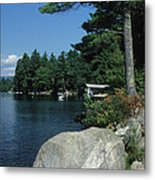 Lake Norway 07 Metal Print