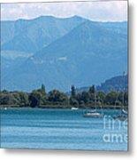 Lake Of Constance Metal Print
