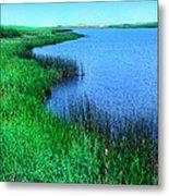 Lake Of The Shining Waters Metal Print