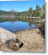 Lake Of The Woods 6 Metal Print