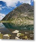 Lake Piccolo - Val Di Sole Metal Print