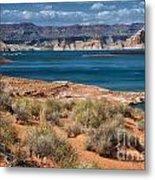 Lake Powell Metal Print