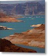 Lake Powell Metal Print
