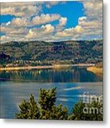Lake Roosevelt Metal Print by Robert Bales