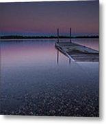 Lake Shaokatan Metal Print