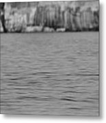 Lake Superior At Pictured Rocks Metal Print