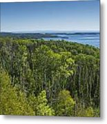 Lake Superior Grand Portage 3 Metal Print