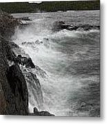 Lake Superior Pukaskwa National Park Metal Print