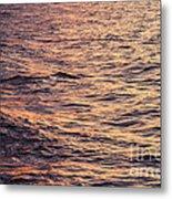 Lake Superior Sunset Metal Print