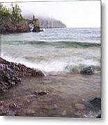 Lake Superior Tettegouche 2 Metal Print