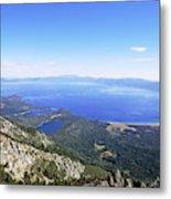 Lake Tahoe, California Metal Print