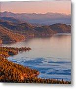 Lake Tahoe East Shore Metal Print