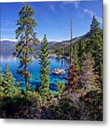 Lake Tahoe Eastern Shore Metal Print