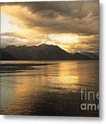 Lake Todos Los Santos Chile Metal Print
