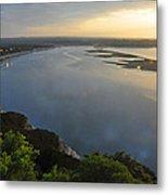 Lake Travis Sunset Metal Print
