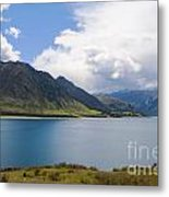 Lake Wanaka Metal Print