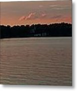 Lake Webster Indiana Metal Print by Thomas Fouch