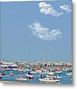 Lakefront Chicago Metal Print by Christine Till