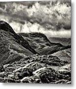 Lakeland Storm 01 Metal Print