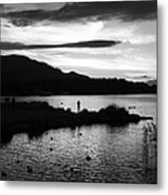 Lakes Of Killarney View Metal Print