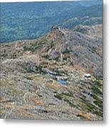 Lakes Of The Clouds - Mount Washington New Hampshire Usa Metal Print