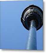 Lamp Post Fdr Park South Philly Metal Print