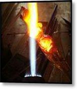 Lampwork Goddess Metal Print by Deenie Wallace