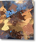 Land And Sea Metal Print by Heidi Smith