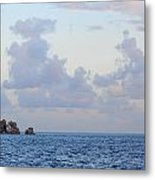 Land Ho Metal Print by    Michael Glenn