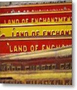 Land Of Enchantment Metal Print
