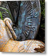 Land Of The Lost  Metal Print