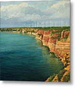 Land Of The Winds Metal Print