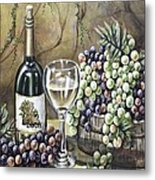 Landry Vineyards Metal Print by Kimberly Blaylock