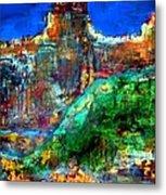 Landscape 121001-5 Metal Print