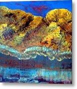 Landscape 130214-1 Metal Print